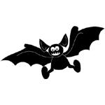 pipistrello halloween