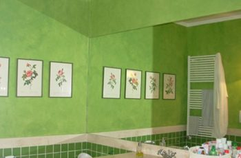 verniciare pareti casa