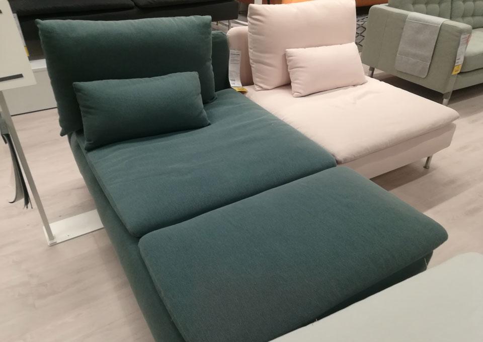 Poltrone letto Ikea