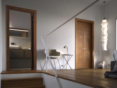 Quali porte in legno scegliere per una casa moderna