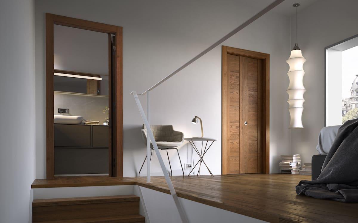 You are currently viewing Quali porte in legno scegliere per una casa moderna