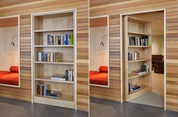 porta libreria