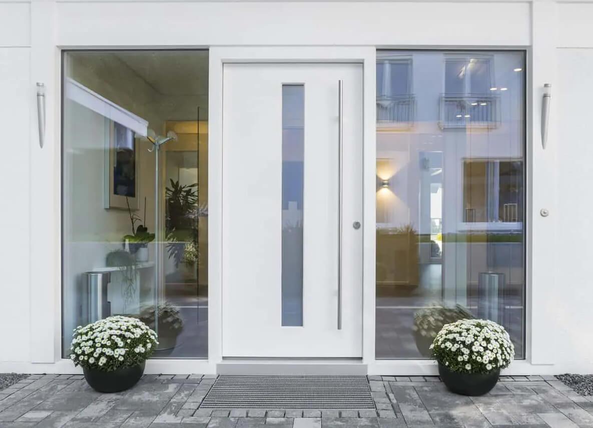 You are currently viewing Porte blindate di design: scopriamo i modelli con vetro