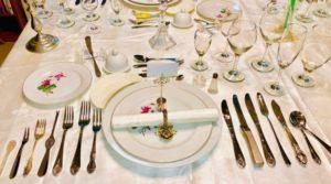 Read more about the article Come posizionare le posate a tavola