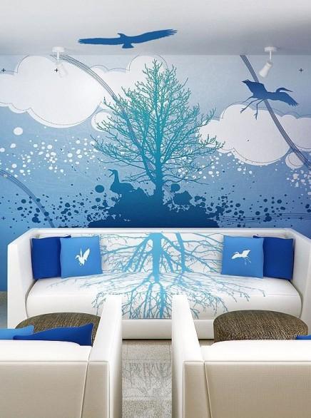 Poster murali per la casa arredami casa for Poster decorativi per pareti