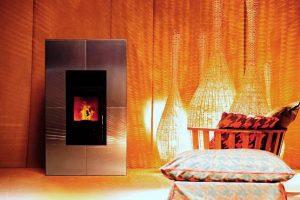 Acquistare una stufa a pellet il controllo della qualit - Stufa a pellet con termosifoni ...