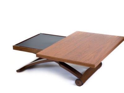 Tavolini d'arredamento trasformabili