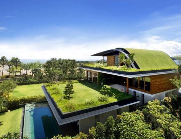 You are currently viewing Tetti verdi: il futuro urbano eco-sostenibile