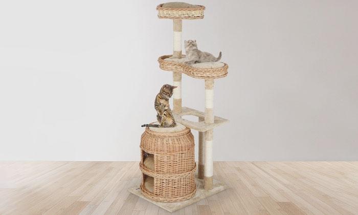 Tiragraffi per gatti difendiamo l 39 arredamento della for Arredamento per gatti