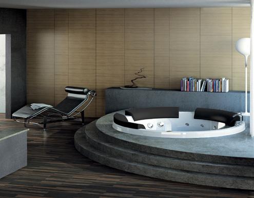 bagni moderni, questione di stile - Bagni Moderni Con Vasca Idromassaggio