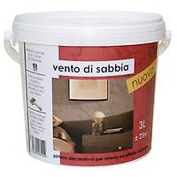 Vento di sabbia un nuovo colore per le pareti arredami casa for Effetto vento di sabbia